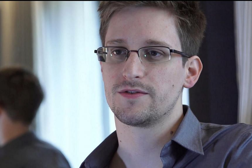 This photo provided by The Guardian Newspaper in London shows US intelligence whistleblowerEdward Snowden, who worked as a contract employee at the National Security Agency on Sunday, June 9, 2013, in Hong Kong.A sensationalist Russian ne