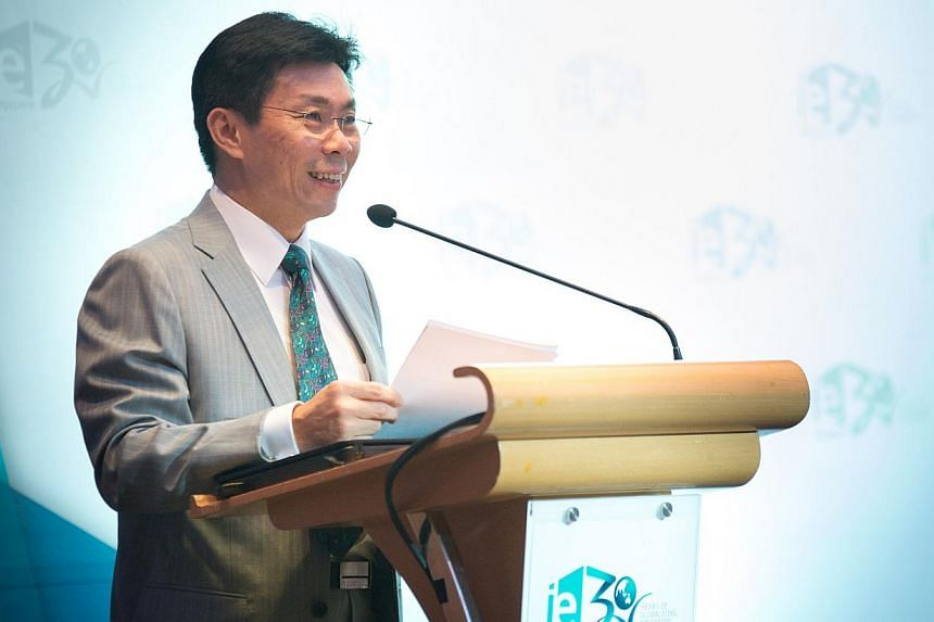 Food and beverage employers can bring out better service in their staff by empowering employees through training, introducing structured work processes, and harnessing industry-wide resources, said Senior Minister of State for Trade and Industry Lee