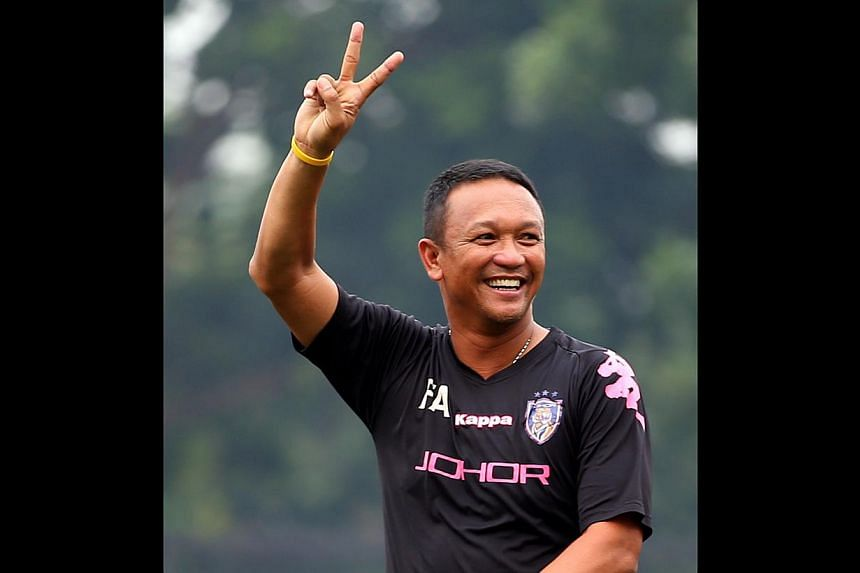 Fandi Ahmad says if a job offer comes from the FAS, he will think about it seriously.