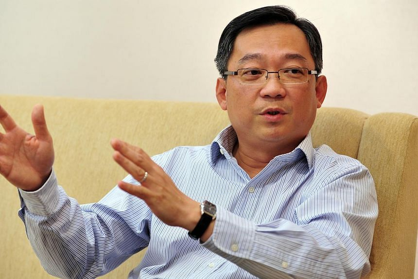 Even as Singapore expands its ability to handle a rising number of heart patients, Health Minister Gan Kim Yong (above) on Thursday, Oct 10, 2013, stressed that prevention is better than cure. Lifestyle changes can alleviate many of the risk factors