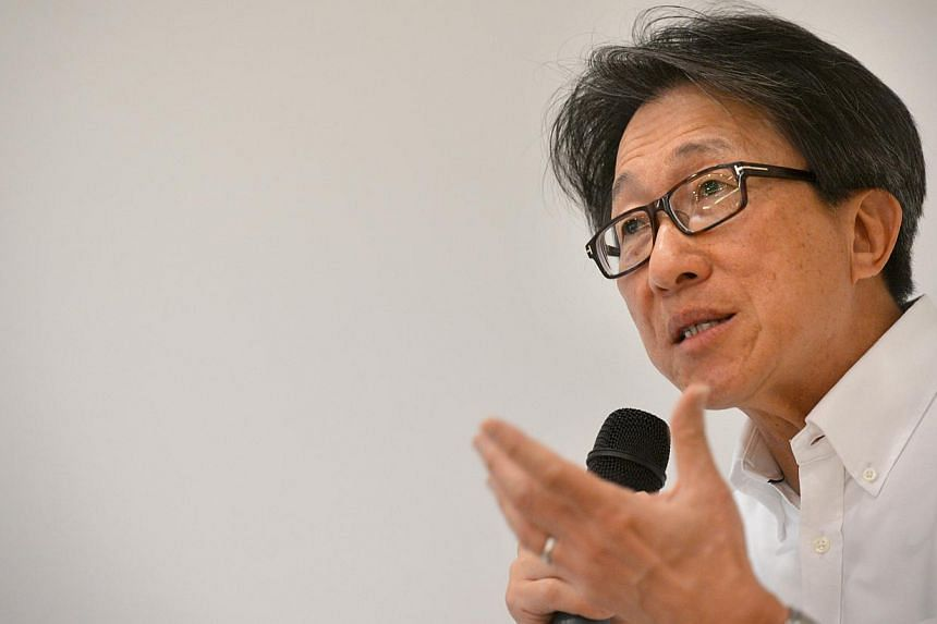 """Charting the direction he wanted the grassroots movement to take at its annual seminar, PA deputy chairman Lim Swee Say called on volunteers to change their mindset to a more """"resident-centric"""" one, so as to better fulfill the PA's mission of buildin"""