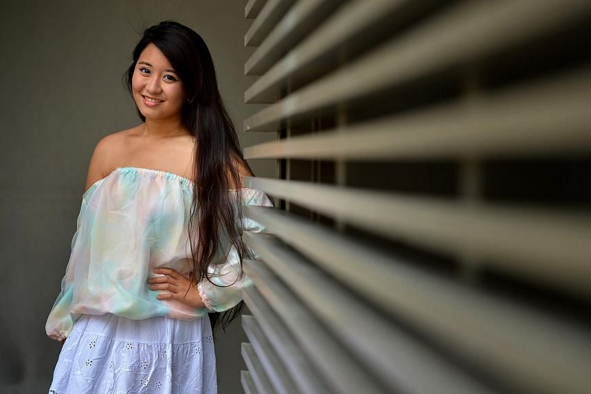 Twenty-year-old Laura Patricia Zhuang was once obsessed with losing weight. With support from family and friends, the 1.66m-tall former anorexia patient triumphed over her eating disorder and now weighs a healthy 58kg.