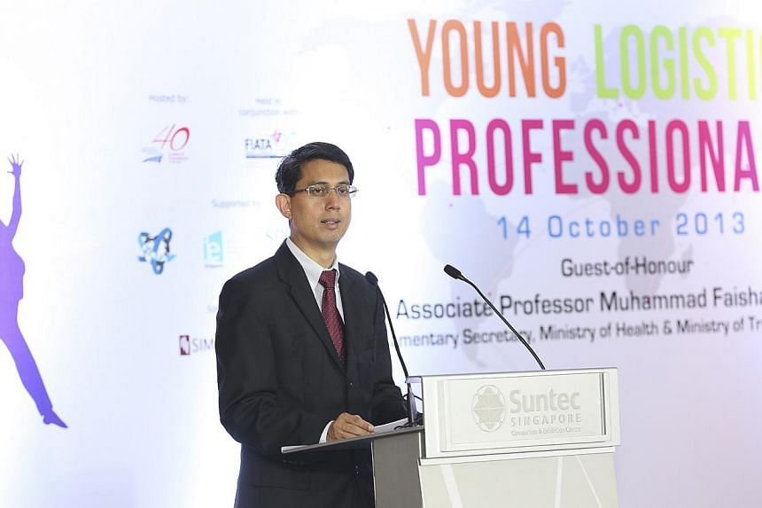 Thelogistics sector is an exciting and interesting industry that offers an invaluable service needed by many businesses and economies, said Associate Professor Muhammad Faishal Ibrahim (above), Parliamentary Secretary for Transport, as he urged