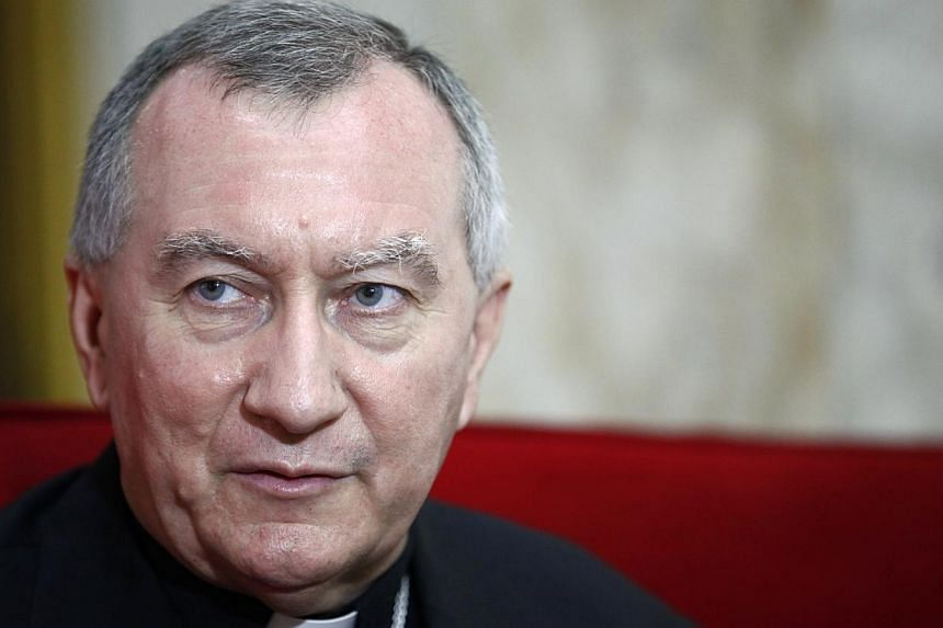 The Vatican began a new chapter ahead of key reforms on Tuesday as veteran diplomat Pietro Parolin (above) replaced scandal-hit cardinal Tarcisio Bertone as right-hand man to Pope Francis. -- FILE PHOTO: REUTERS