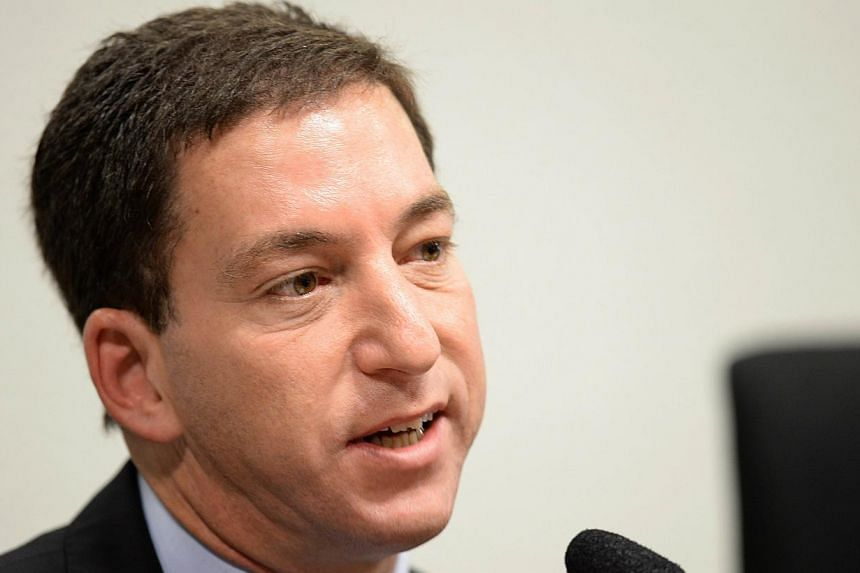 MrGlenn Greenwald (above), the Guardian reporter who broke many of the stories about secret US surveillance programs, said Tuesday he is leaving the British daily for an unspecified dream project. -- FILE PHOTO: AFP