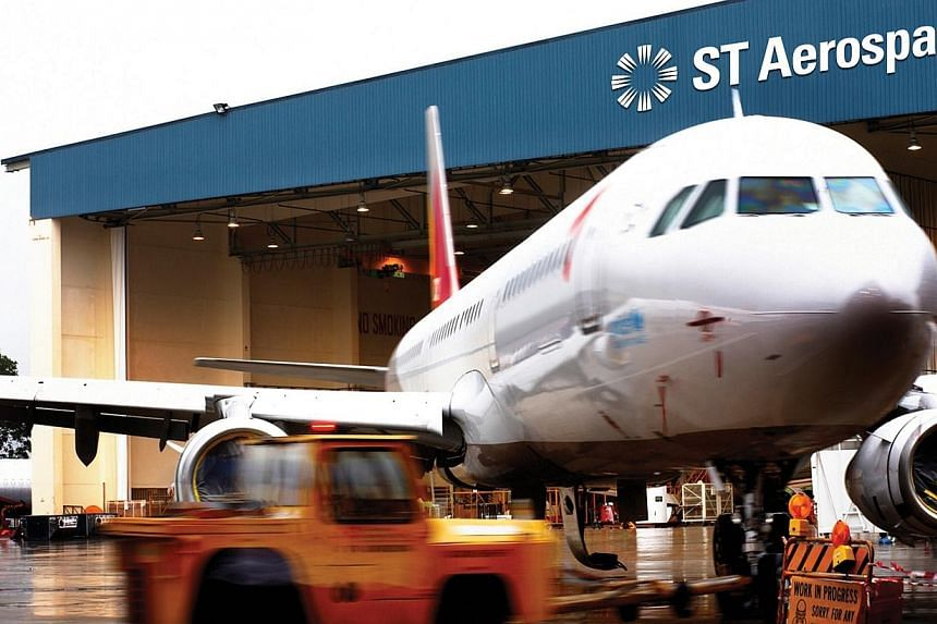Singapore Technologies Aerospace, the aerospace arm of ST Engineering, has secured new orders worth about $600 million in the third quarter ended Sept 30. -- FILE PHOTO: ST AEROSPACE