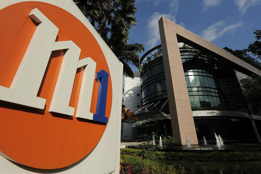 """Dozens of M1's mobile subscribers were not able to connect to their 3G mobile network on Wednesday morning after a network upgrade caused """"intermittent connectivity"""" in the north-western parts of the island.-- FILE PHOTO: M1"""