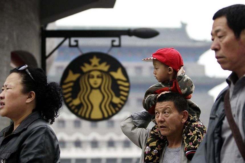 Starbucks Corp has been charging customers in China higher prices than other markets, helping the company realise thick profit margins, a report by the official China Central Television (CCTV) said. -- FILE PHOTO: REUTERS