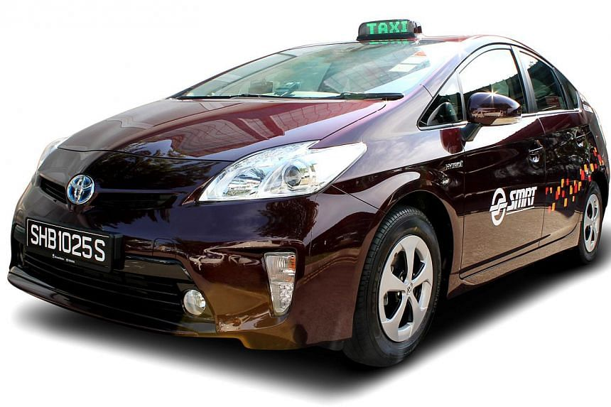 Petrol-electric hybrid cabs are gaining popularity among taxi operators. SMRT, the third largest cab company here said on Monday that it will add more than 600 Toyota Prius hybrids to its fleet over the next one year. The first cars will arrive on Fr