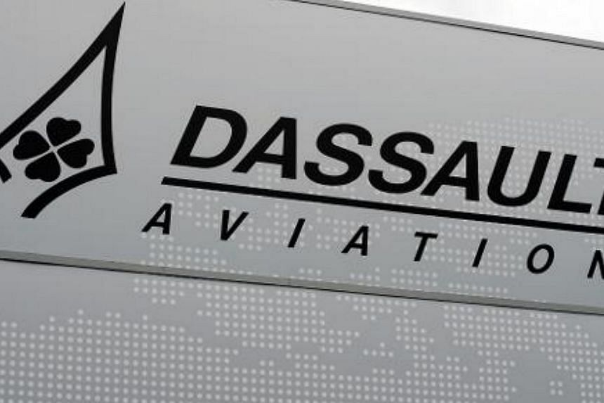 After years of secret development, Dassault Aviation on Monday unveiled its new Falcon business jet - the 5X - in Las Vegas, betting on rising demand for large-cabin luxury. -- FILE PHOTO: AFP