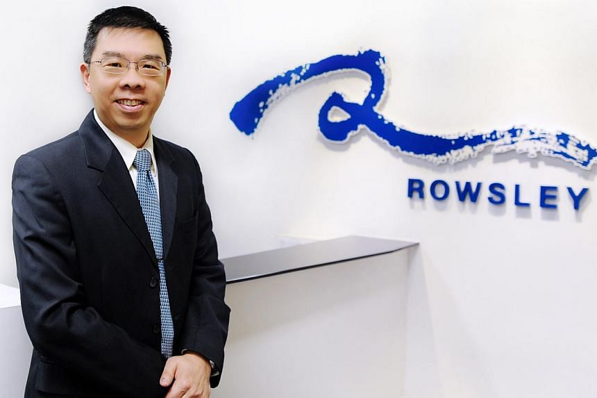 Rowsley, a major real estate developer in Iskandar and owner of RSP Architects Planners & Engineers, has appointed Mr Lock Wai Han (above) as group chief executive officer with effect from Nov 1. -- PHOTO: ROWSLEY LTD