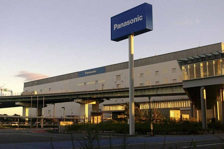 Panasonic Corp's Amagasaki plasma display plant No. 4 building is seen in Amagasaki, western Japan on Oct 9, 2013. Panasonic is set to cut its chip division workforce in half, axing thousands of jobs as the electronics giant overhauls its battered ba