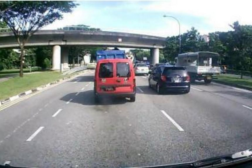 A total of 71 offences were recorded in a joint enforcement blitz in the northern part of Singapore on Wednesday to crack down on errant vehicle-related issues like excessive smoke and noise emission, illegal modifications, and speeding.  -- PH