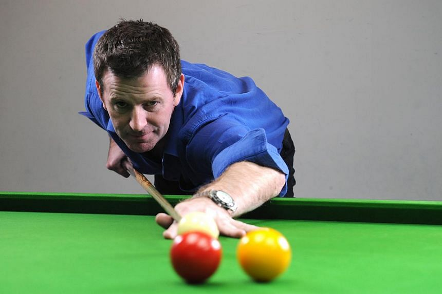 National billiards player Peter Gilchrist will be competing in the upcoming 2010 edition of the Asian Games in Guangzhou, China. -- ST FILE PHOTO: DESMOND WEE