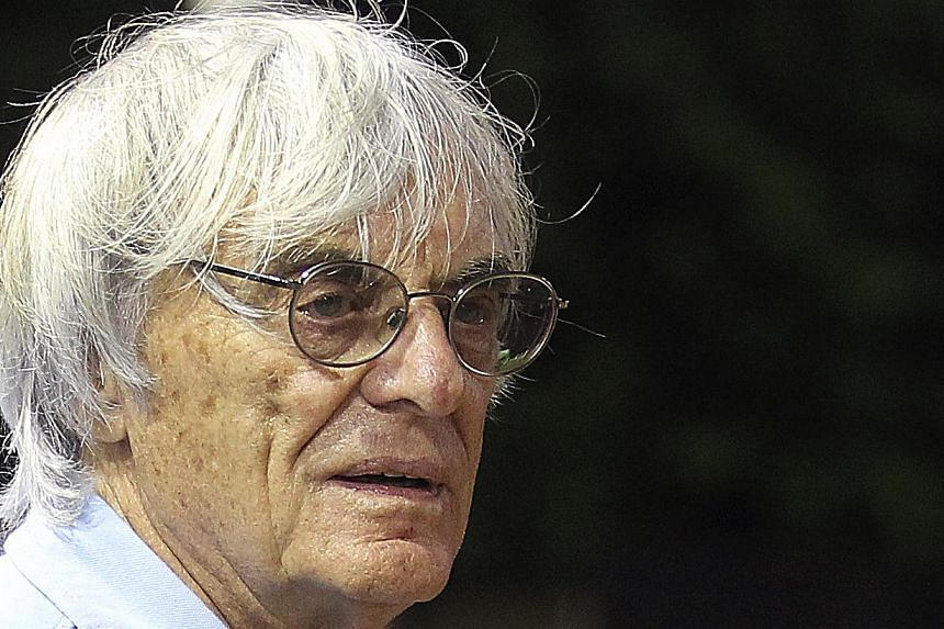 Formula One races in Mexico and New Jersey are unlikely to happen next year, the sport's commercial supremo Bernie Ecclestone told Reuters on Sunday. -- FILE PHOTO: AP