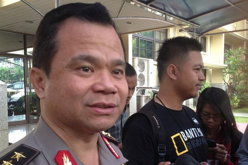 Indonesia's national police spokesman Ronny Sompie (above) has confirmed thatIndonesian police have deported the 24-year-old son of former Jemaah Islamiah (JI) leader Mas Selamat Kastari to Singapore, where he is being investigated for potentia