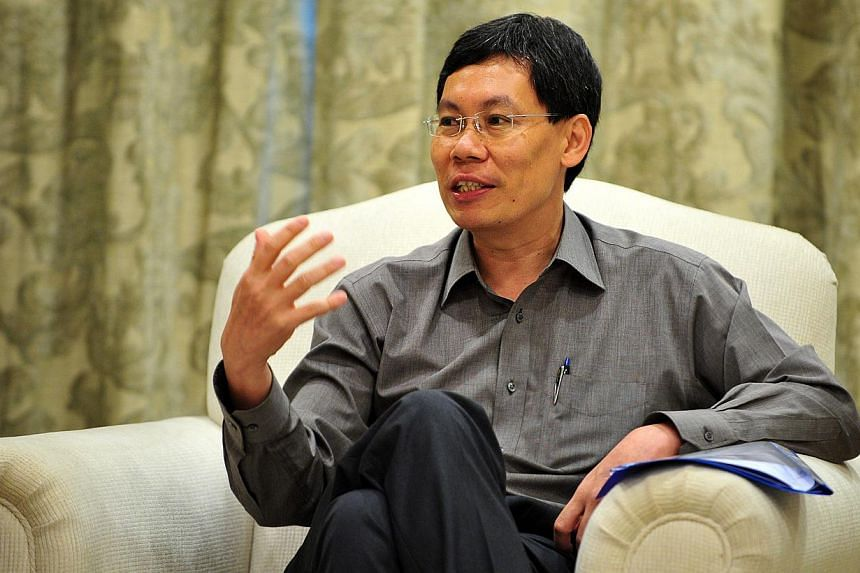 Transport Minister Lui Tuck Yew said his ministry will study the FRMC report in detail and give a response next week. -- ST FILE PHOTO: ALPHONSUS CHERN