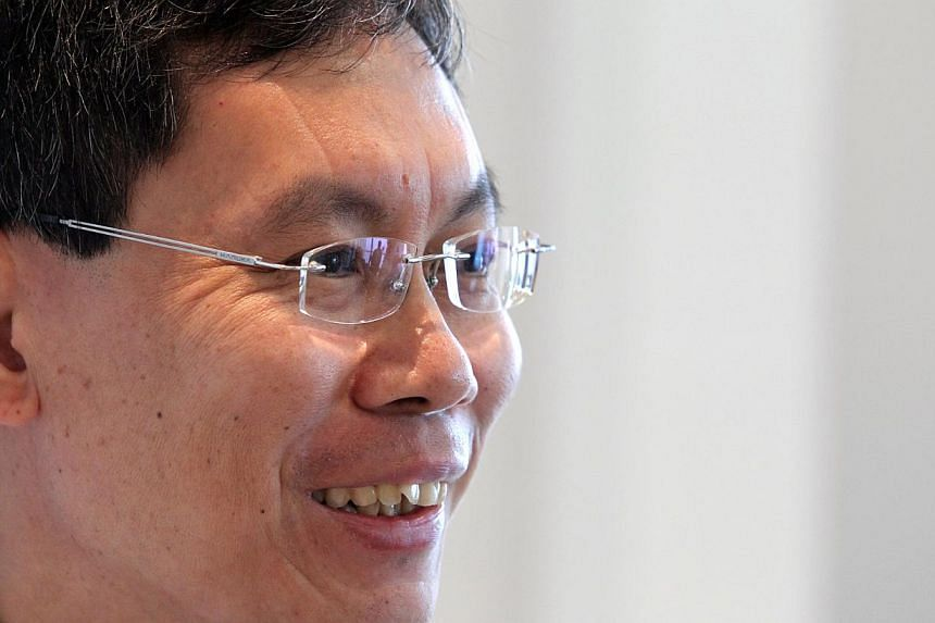 Transport Minister Lui Tuck Yew (above) said he is grateful that the Fare Review Mechanism Committee's recommendations have focused on ensuring public transport remains affordable to all commuters. -- FILE PHOTO: ZAOBAO
