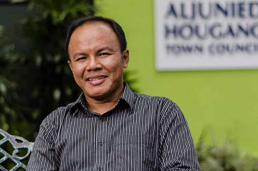 In a statement on Wednesday, Nov 6, 2013, Aljunied GRC MP Muhammad Faisal Abdul Manap (above) said the WP believes the current debate on the hijab should not be politicised and a workable consensus was best achieved through public dialogue within the
