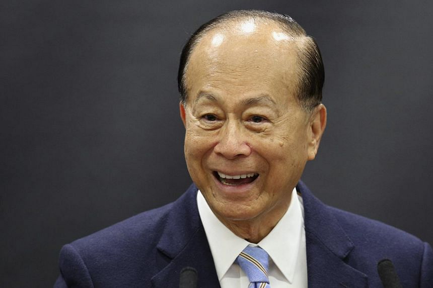 Mr Li Ka-shing (above), Asia's richest man, is looking to buy Fortum Oyj's electricity distribution business in Finland, a report said on Wednesday, Nov 6, 2013. -- FILE PHOTO: REUTERS