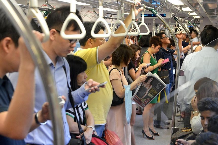 Publictransport operators will have to share gains made from future fare increases with the needy if the Government backs a recommendation by a review committee.-- ST FILE PHOTO:NURIA LING