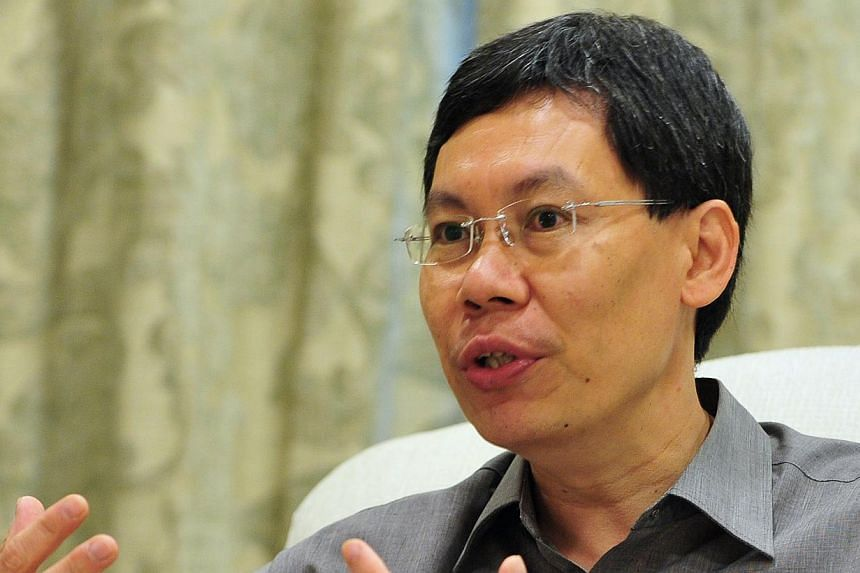 Transport Minister Lui Tuck Yew (above) will respond to recommendations made by a fare review committee on Monday, Nov 11 in Parliament. -- ST FILE PHOTO: ALPHONSUS CHERN