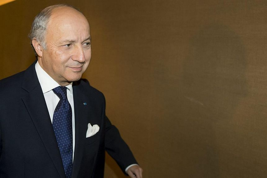 """France's Foreign Minister Laurent Fabius (above) said on Monday, Nov 11, 2013, world powers were close to a deal with Iran on its disputed nuclear programme, adding Paris had not been """"isolated"""" in Geneva negotiations that failed to reach an accord."""