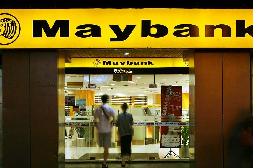 Pay bills or collect payment with just a mobile phone number, with Maybank's latest banking transaction service Maybank Mobile Money. -- FILE PHOTO: BLOOMBERG