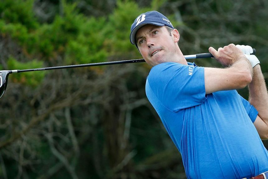 The PGA and European Tours may soon join forces to create one unified global golf circuit, world No.8 Matt Kuchar (above) predicted on Tuesday, Nov 12, 2013, a move which could address scheduling complaints from top players. -- PHOTO: AFP / GETTY IMA