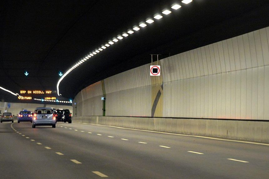 The speed limit on the KPE (above) will be revised from 70kmh to 80kmh as early as next month, but certain stretches with sharper curvatures may retain the 70kmh limit.