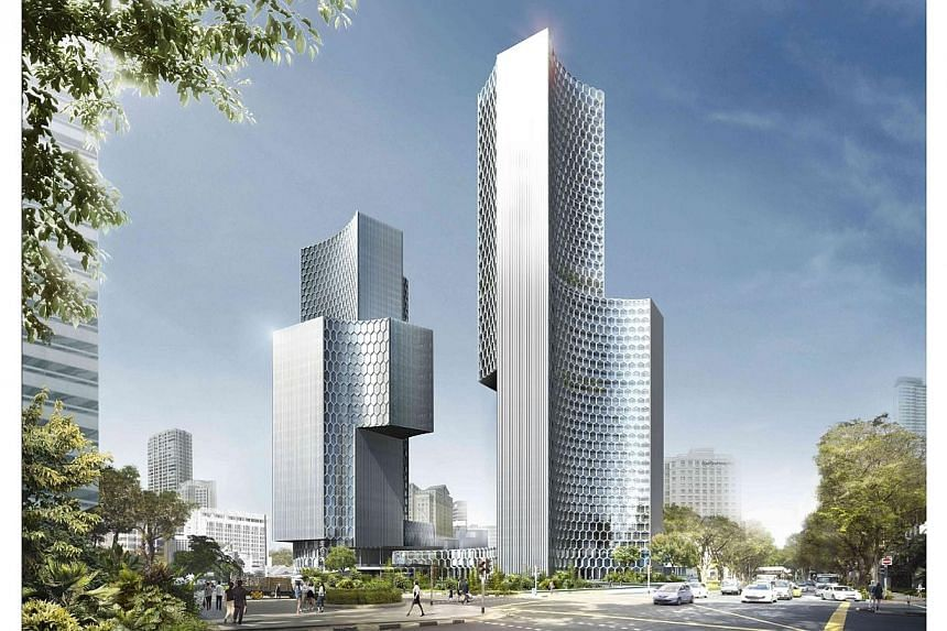 DUO Residences has a gross floor area of 1.73 million sq ft and will be the largest integrated development in the Bugis and City Hall area. The development will comprise a 49-storey residential block with 660 units, ranging from studio and one- to fo