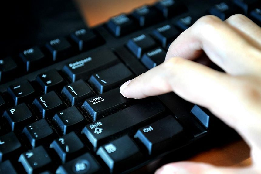 Posed photograph of a person typing on a computer keyboard. The Government's decision to block the local website of Ashley Madison is apparently working, with the extramarital dating service's founder complaining that web traffic to his site has fall