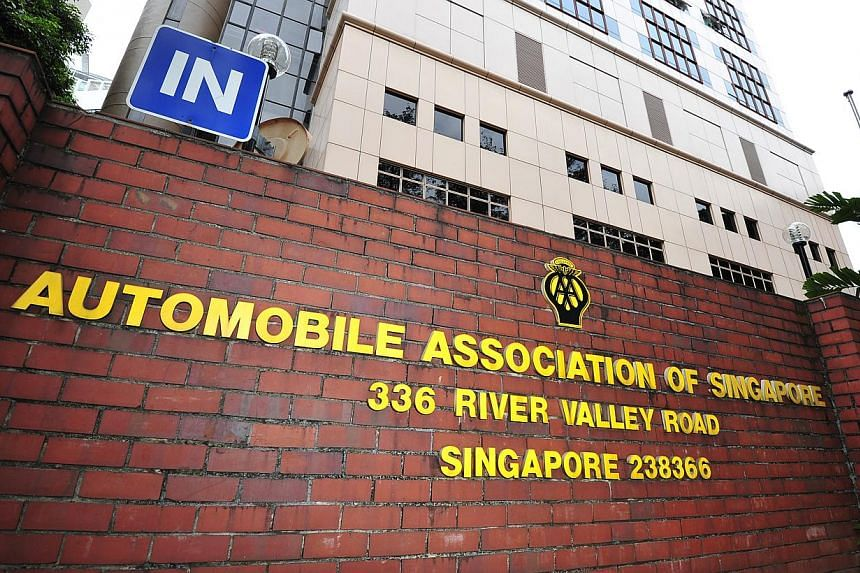 The Automobile Association of Singapore is moving from its River Valley office of 46 years (above) for a new site at GB Point in Kallang Bahru from Nov 18, 2013. -- ST FILE PHOTO: DIOS VINCOY JR