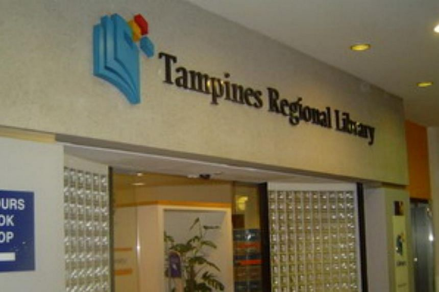 The Tampines Regional Library is set to receive 56,000 Chinese language children's books from the Chou Sing Chu Foundation. -- PHOTO:FROM TAMPINES REGIONAL LIBRARY WEBSITE