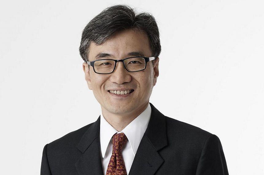 Mr Chan Hon Chew. -- PHOTO: KEPPEL CORP