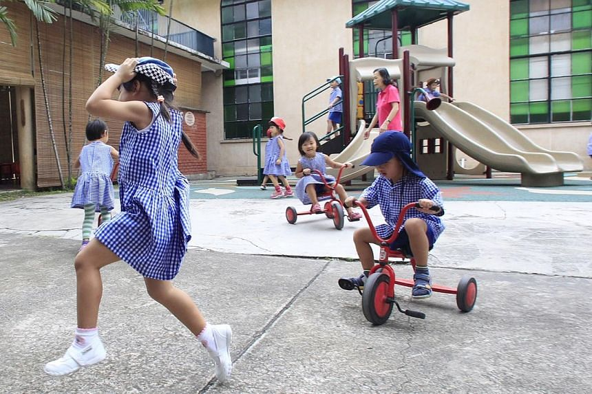 Incentives, including bonuses, to encourage pre-school teachers to continue training and upgrading are among features that will be introduced under a new masterplan that was announced by Minister for Social and Family Development Chan Chun Sing on We