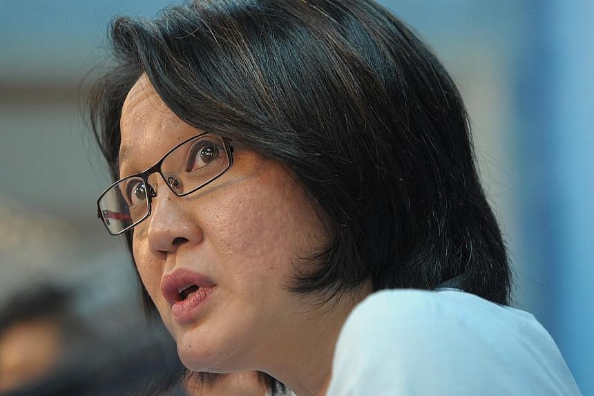 The Workers' Party has defended its failure to submit its audited financial statements in time for the Ministry of National Development's annual appraisal of the 15 town councils.-- ST FILE PHOTO:DESMOND WEE