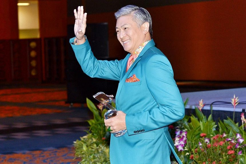 Singer-songwriter Dick Lee will be the creative director for the National Day Parade (NDP) 2014, organisers disclosed to The Straits Times on Nov 25, 2013. It will be Lee's third NDP show, having directed the 2002 and 2010 NDPs. -- ST FILE PHOTO: DES