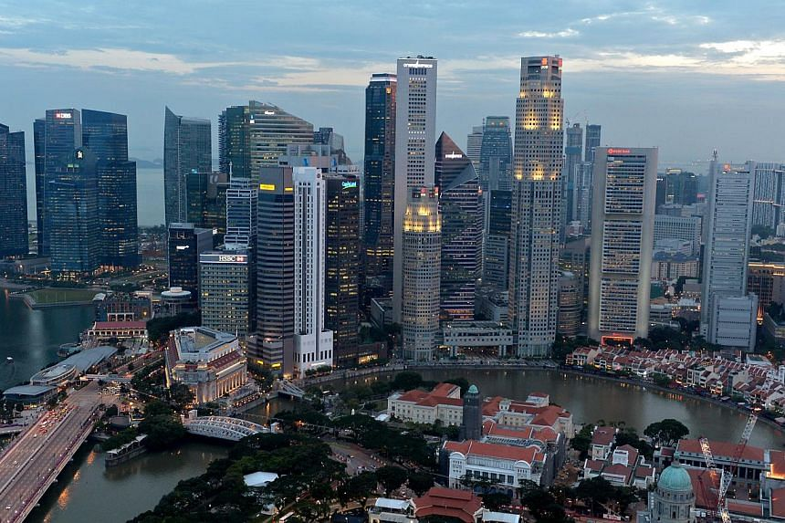 Singapore is the second most competitive nation in the world when it comes to its talent pool. It came in second, behind Switzerland, in the Global Talent Competitiveness Index, launched by Insead Business School. -- ST FILE PHOTO: CAROLINE CHIA