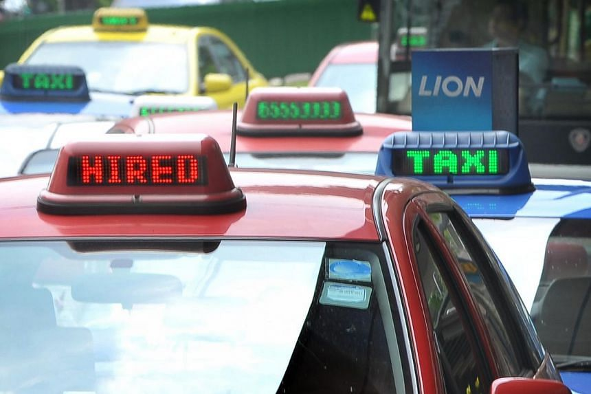 Taxi operators Comfort, CityCab and SMRT will be able to expand their fleet in the first six months of next year, after meeting the Land Transport Authority's (LTA) taxi availability standards. -- ST FILE PHOTO: ALPHONSUS CHERN
