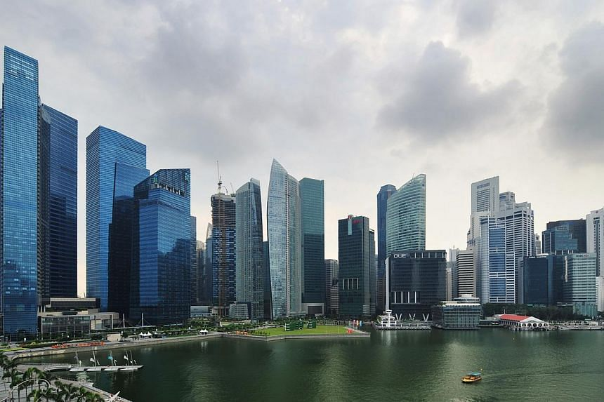 The Ministry of Manpower released preliminary figures on Singapore's labour force on Friday. -- ST FILE PHOTO: ALPHONSUS CHERN