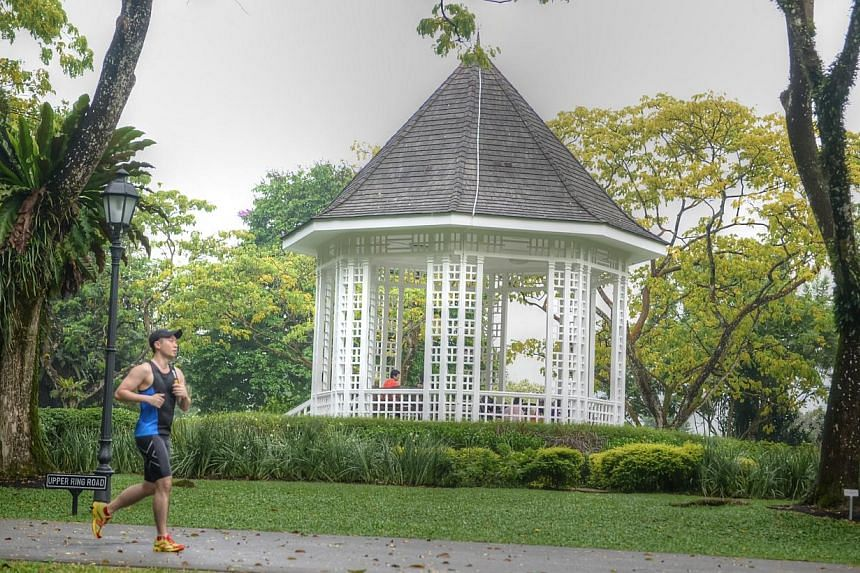 The Singapore Botanic Gardens. Prime Minister Lee Hsien Loong on Saturday, announced that a fifth nature way - Tengah Nature Way - will be launched early next year. Singapore will add 900ha of park land in its next phase of development, including the