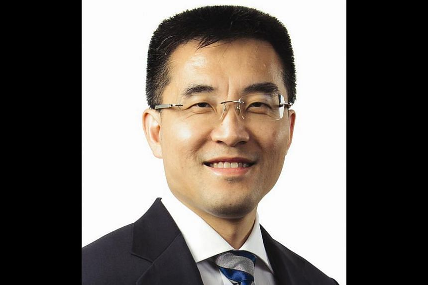 The Maritime and Port Authority of Singapore (MPA) will be led by Mr Andrew Tan (above), the former chief executive of the National Environment Agency, with effect from Jan 1 next year. -- PHOTO: MINISTRY OF TRANSPORT