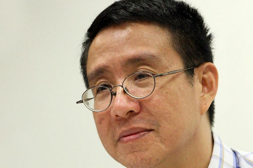 The hearing to determine whether an article written by blogger Alex Au (above) is in contempt of court will be open to the public and he will have every opportunity to rebut the charge against him, said the Attorney General's Chambers in a statement