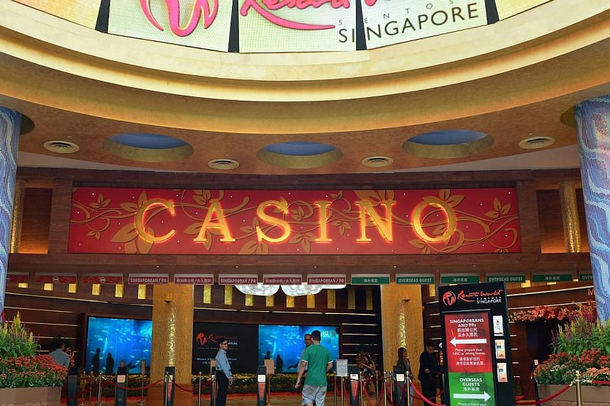 A second Resorts World Sentosa (RWS) executive was dealt with on Friday for her part in misleading the Casino Regulatory Authority (CRA) over the issuance of freebies to gamblers who renewed their annual entry levies. -- ST FILE PHOTO:KUA CHEE