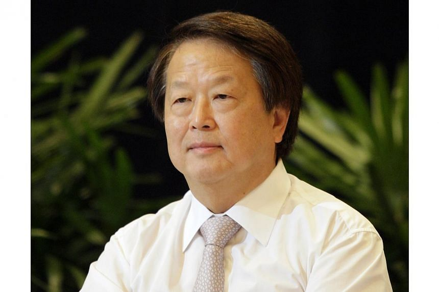 Mr Kuok Khoon Hong, chief executive officer of Wilmar International. Singapore-based palm oil giant Wilmar International is encouraging the industry to become more environmentally and socially responsible.-- ST FILE PHOTO: NEO XIAOBIN