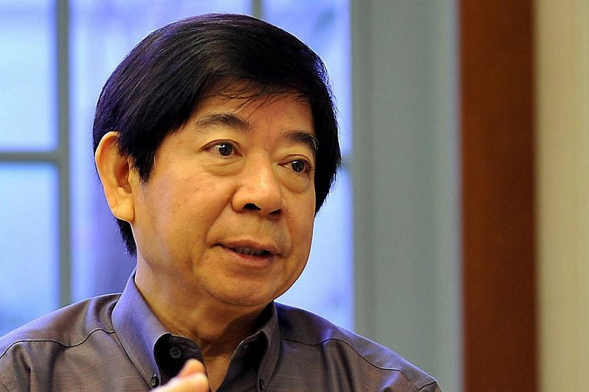 Transport Minister Khaw Boon Wan hinted again at restructuring the rail industry, this time at the Joint Forum on Infrastructure Maintenance on Dec 4.