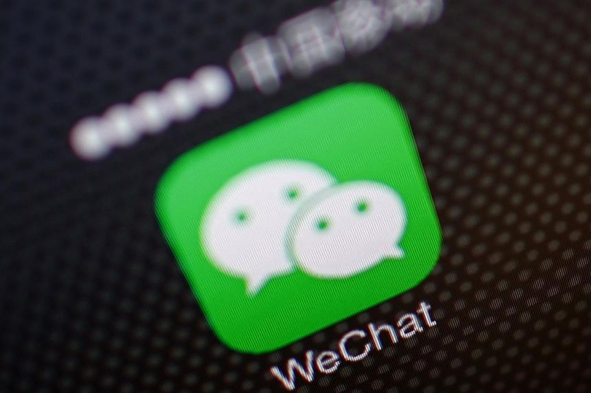 "A picture illustration shows a WeChat app icon in Beijing, on Dec 5, 2013. WeChat, or Weixin in Chinese, meaning ""micromessage"", has quickly become the news source of choice for savvy mobile users in China-- FILE PHOTO: REUTERS"