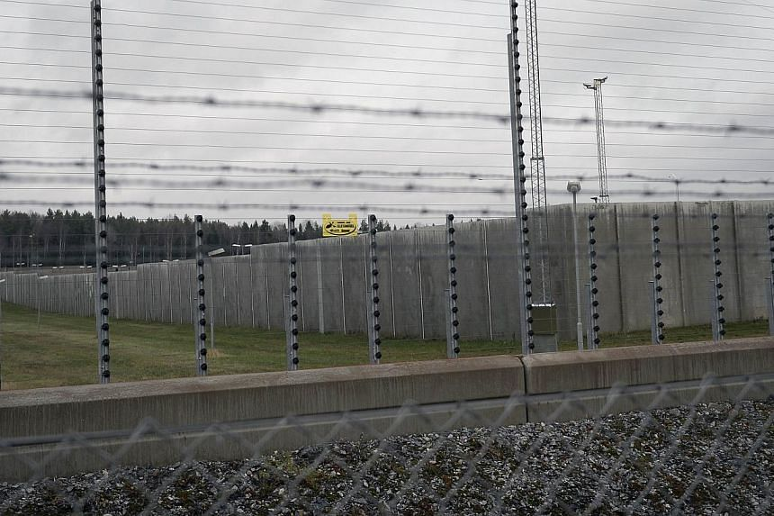 This picture shows the high-security prison in the town of Norrtaelje, Sweden on Nov 15, 2013. In an effort to solve its growing prison shortage, Norway has asked to rent prison space in neighbouring Sweden, the Norwegian justice ministry said on Dec