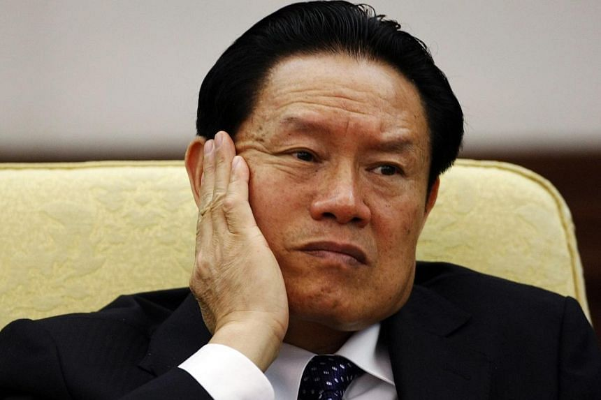 China's Communist chief Xi Jinping has given the go-ahead for a corruption investigation into the former head of the country's internal security apparatus, the New York Times reported on Monday, Dec 16, 2013.Then China's Public Security Ministe
